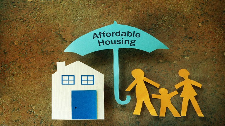How does Panvel offer affordable housing