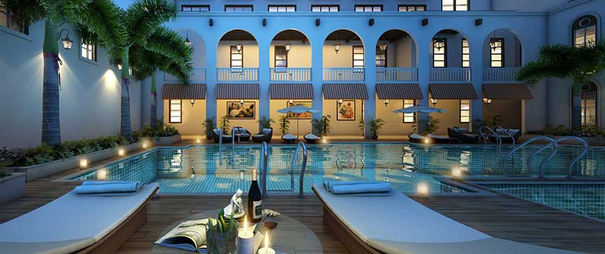 One Indiabulls Gurgaon Luxurious Residential Properties In Gurgaon