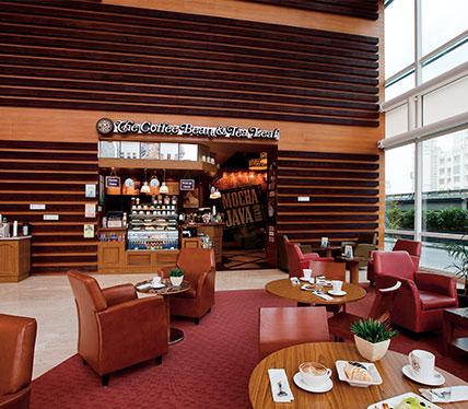 One Indiabulls Centre, Lower Parel - Coffee Shop