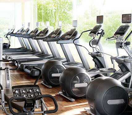 One Indiabulls Centre, Lower Parel - Fitness Centre