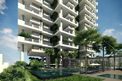 Luxurious Homes & Duplexes - Indiabulls Sky Forest