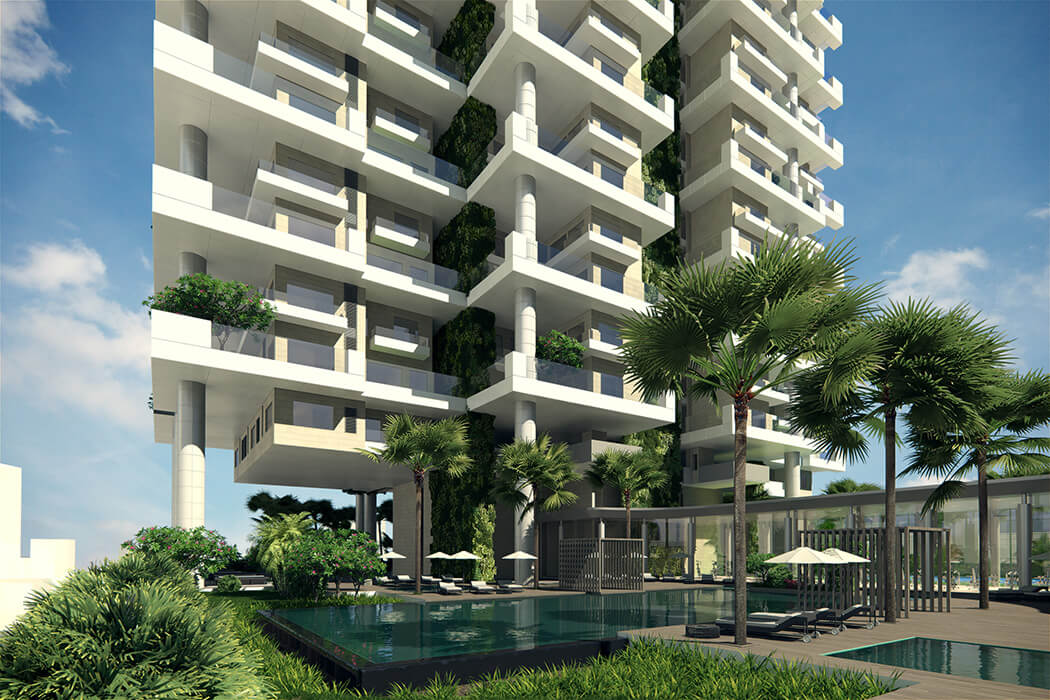 Luxury Duplex Homes at Indiabulls Sky Forest, Lower Parel