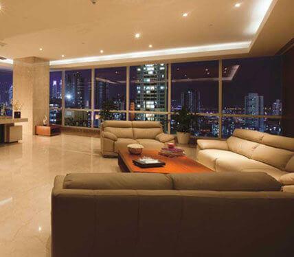 Indiabulls Finance Centre - Interiors
