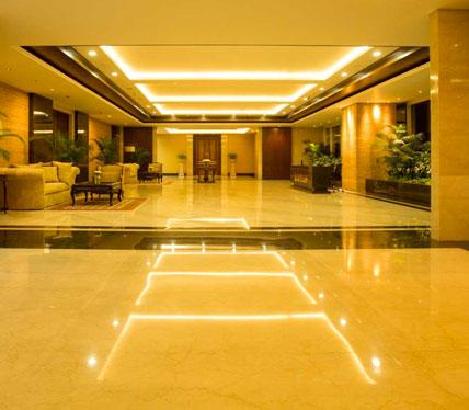 Indiabulls Finance Centre - Hallway