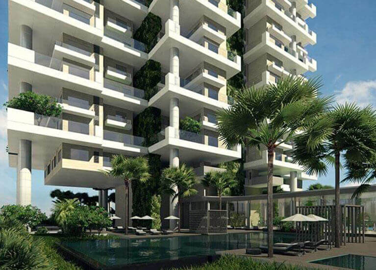 Property in South Mumbai - Indiabulls Sky Forest