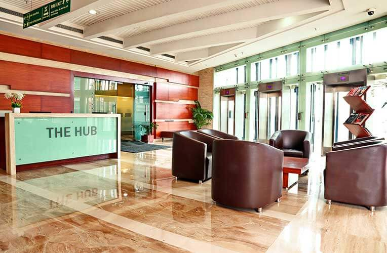 THE HUB Business Centre