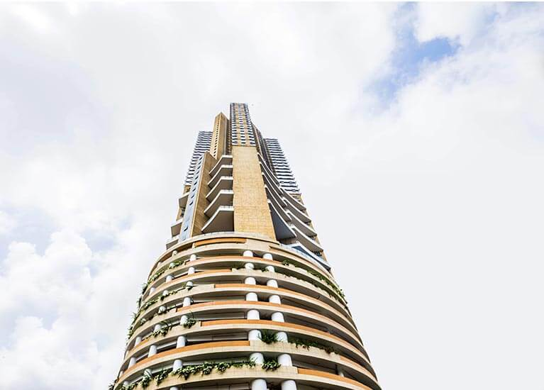 Property in South Mumbai - Indiabulls Sky