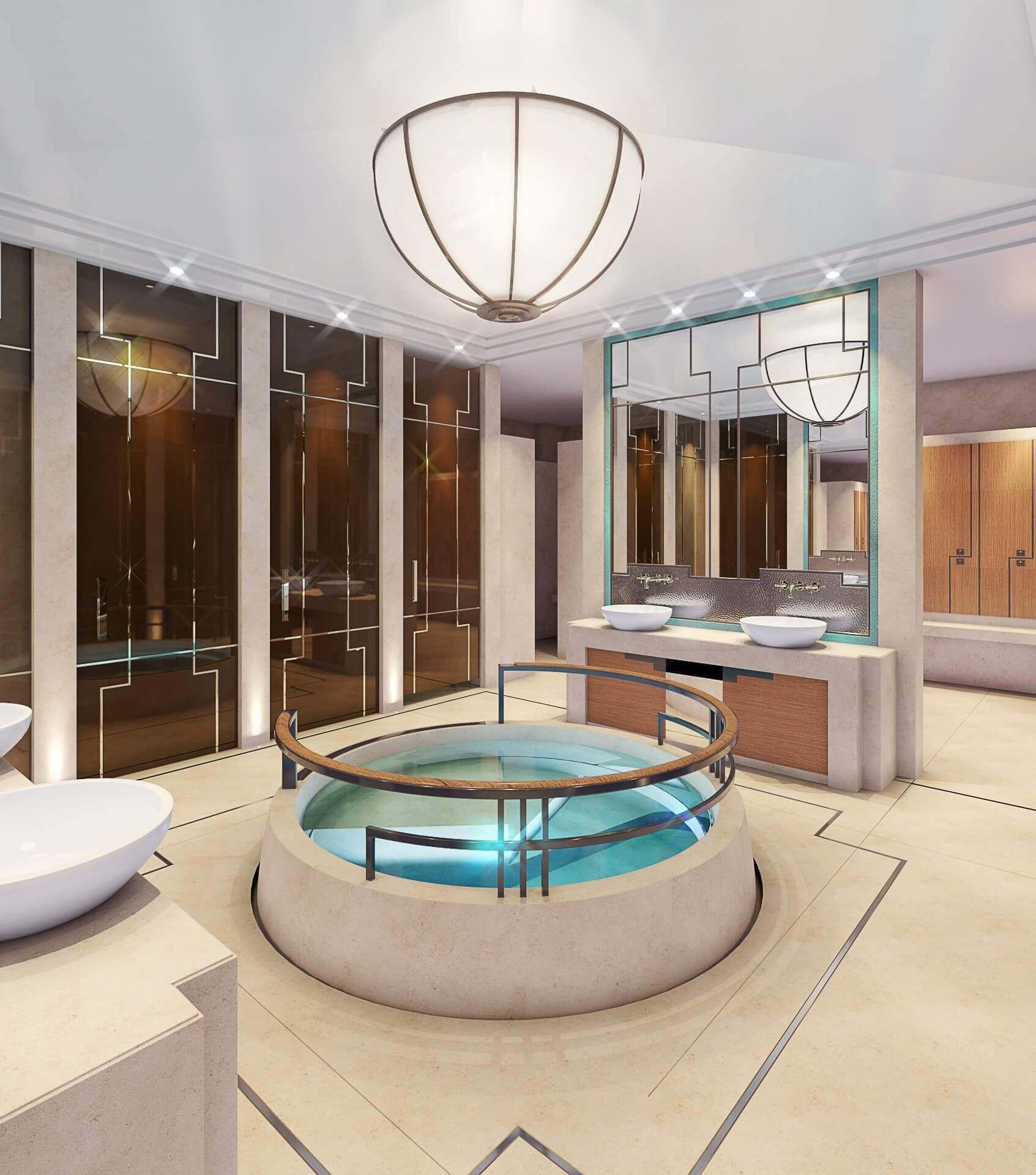 Indiabulls Blu Estate And Club Worli Residential Project In Worli