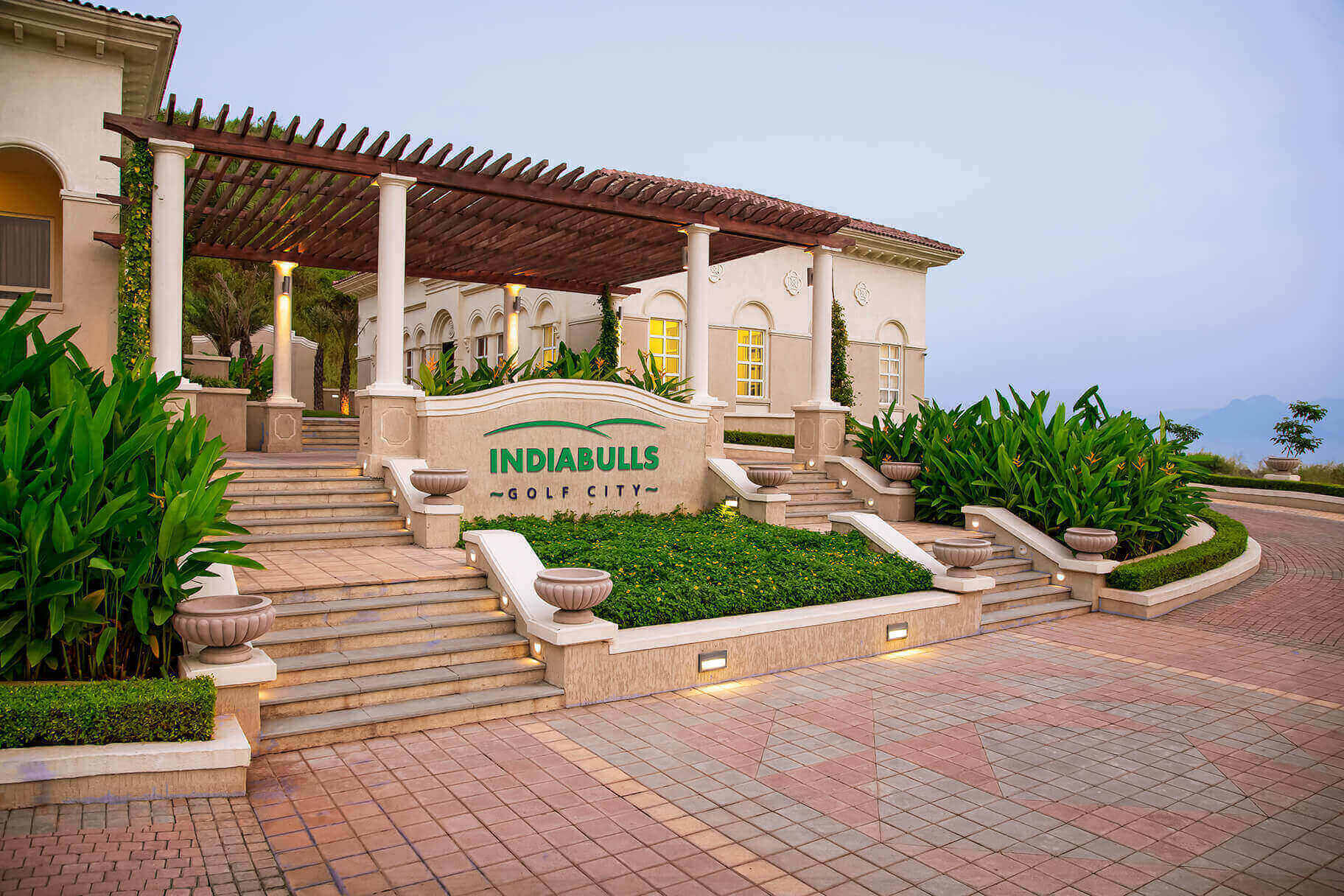 Affordable Luxury Homes at Indiabulls Golf City, Savroli for