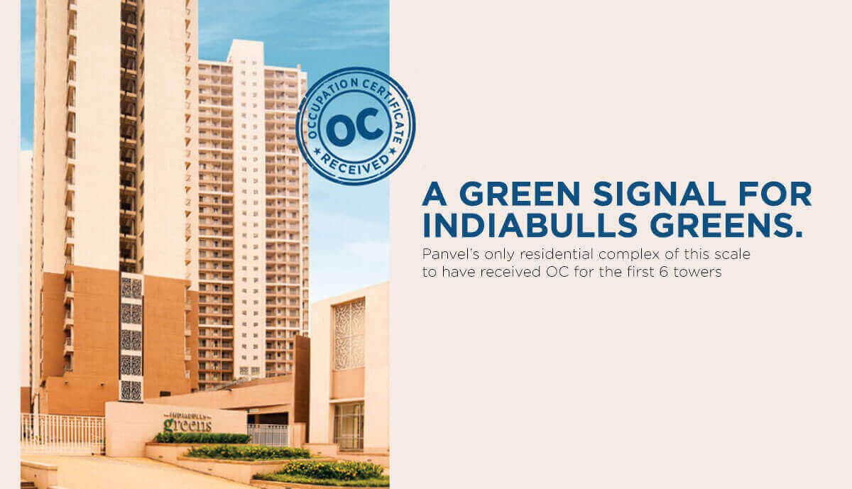 Property in Panvel - Indiabulls Green